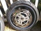 99-02 Buell FRONT WHEEL RIM M2 Cyclone S1 S3 Thunderbolt X1 Lightning rotor tire