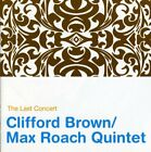 CLIFFORD BROWN - Last Concert - 2 CD - Import - **Mint Condition** - RARE