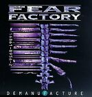 FEAR FACTORY - Demanufacture - CD - Extra Tracks Collector's Edition - **Mint**