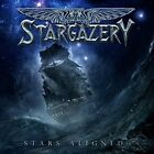 STARGAZERY - Stars Aligned - CD - Import - **BRAND NEW/STILL SEALED** - RARE