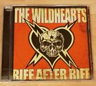 THE WILDHEARTS 'RIFF AFTER RIFF' CD ALBUM