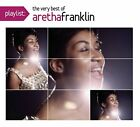 ARETHA FRANKLIN - Playlist: Very Best Of Aretha Franklin - CD - **Excellent**