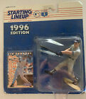 1996 Jim Edmonds Kenner Starting Lineup California Angels Figure And Card ONLY!