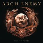 ARCH ENEMY - Will To Power - CD - **Excellent Condition**