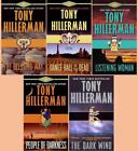 Hillerman LEAPHORN  CHEE Native American Mystery Series Set of PAPERBACKS 1 5