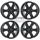 22 FORD EXPEDITION SATIN BLACK EXCHANGE WHEELS RIMS FACTORY OEM 10200 2019 2020