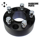 4QTY 15 inch Black Wheel Spacers 5x45 Hubcentric 1 2 RH Jeep Wrangler TJ