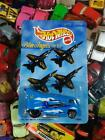 NEW 1997 Hot Wheels BLUE ANGELS United States Air Force VW Bus Special Edition