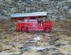 Matchbox Yesteryear 1936 Leyland Cub Open Top Ladder Fire Truck Diecast Model 43