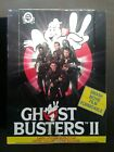 1989, O-PEE-CHEE, GHOSTBUSTERS 2 48 Pack, Wax Box, RARE!!, TAPE INTACT!!