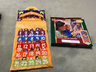 Fisher Price Little People Fabric Soft Advent Calendar Christmas Nativity 100 B