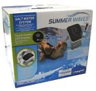 BRAND NEW Summer Waves Salt Water System for Above Ground Pools up to 7000 Gal