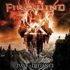 FIREWIND - Days Of Defiance - CD - **Excellent Condition**