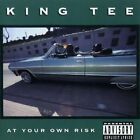 KING TEE - At Your Own Risk - CD - **Excellent Condition** - RARE