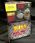 Kiss Rock Tags 2010 * Dog Tags and Sticker Packs * 36 Packs Full Box NEW SEALED