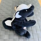 Ty beanie baby Stinky the skunk 3rd Gen w/PEPellets all Tags Mint Cond