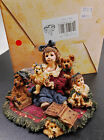 1995 Yesterdays Child Dollstone Collection Kelly and Company Bear Collector 3542