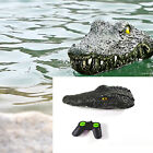Crocodiles Head Electric Boat RC Spoof Toy 24G Remote Control Pool Water Toy
