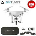 Sky Rigger Drone Fishing Airdropping Bait Dropping Release Device Phantom 4  3