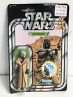 Star Wars 20 Back 1978 Sand People OFFER Kenner CLEAR Bubble TUSKEN RAIDER MOC