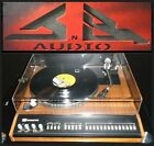 JnB Audio Accutrac 4000 turntables Turntable Dust Cover  Made in USA