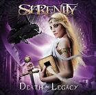 SERENITY - Death And Legacy - CD - **Excellent Condition**