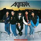 ANTHRAX - Penikufesin - CD - Import Ep - **Excellent Condition**