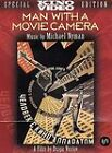 MAN WITH A MOVIE CAMERA DVD 2003 LIKE NEW