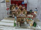 Lemax Two Sisters Gourmet Bakery Shop Caddington Village Collection 25386 RARE