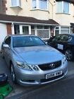 LARGER PHOTOS: lexus gs 450h SEL Fully Loaded Spares or Repairs 3.5L Hybrid