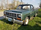 1985 Dodge Other Pickups  below $1800 dollars