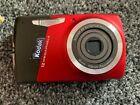 Kodak EASYSHARE M530 12.0MP Digital Camera - Red/Carbon BOXED 2gb card