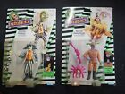 Beetlejuice Vintage 1989 Showtime and Harry the Haunted Hunter Figure Kenner Lot