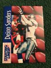 1997 Kenner Starting Lineup DEION SANDERS Dallas Cowboys Awesome RARE LOOK !