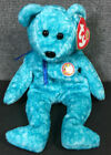 Ty Beanie Babies Sparkles Bear JAN 2003 Beanie of the Month New PE Pellets