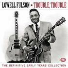 LOWELL FULSON - Trouble Trouble - CD - Import - **BRAND NEW/STILL SEALED**