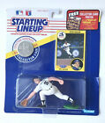 1991 Starting Lineup MLB Figure Ozzie Guillen Chicago White Sox w Coin & Card
