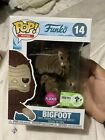New Funko Pop Myths Bigfoot Flocked ECCC Exclusive 2018 LIMITED to 3000 pieces