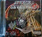 SIGNED AVENGED SEVENFOLD CITY OF EVIL CD autograph pop punk A7X