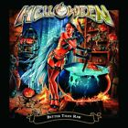 HELLOWEEN - Better Than Raw - CD - Extra Tracks Original Recording NEW