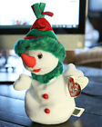 Ty Beanie Baby Babies 2000 Snowgirl (wrong hang tag, says Prince)