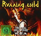 RUNNING WILD - Final Jolly Roger - 3 CD - **Excellent Condition** - RARE