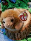 Ty Roary The Lion Beanie Baby 1996 Feb 20 1996 Bdate Tag Protected