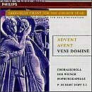 GREGORIAN CHANT - Veni Domine; Gregorian Chant For Church Year: Advent - CD NEW