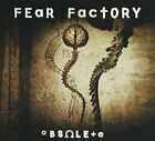FEAR FACTORY - Obsolete - CD - Extra Tracks Collector's Edition - Mint Condition