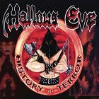 HALLOWS EVE - History Of Terror (3cd / ) - 4 CD - Box Set - **Mint Condition**