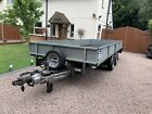 Ifor Williams Lm166 Trailer Ramps Tractor 3500kg Twin Axle Machine Dumper Digger