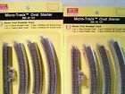 Z MICRO TRACK TWO BOXES OF STARTER SET 99040101