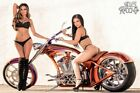 2020 Custom Built Motorcycles Chopper Limited Edition Pro street or chopper Harley Custom Factory Title NADA Listed
