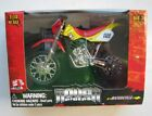 PLAYMIND 1:18 scale Yamaha TT-R 250 Motocross Rough Riders Motorcycle Ships Free